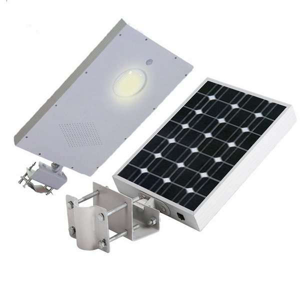All in one Solar Light Example
